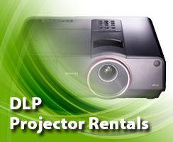 DLP Projector Rental