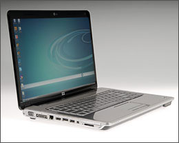 HP DV5T Laptop